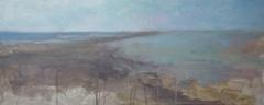 Katwijk aan Zee Acryl 20 x 40 cm